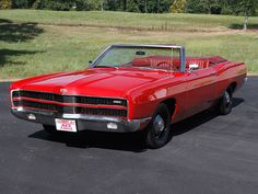 1969 FORD GALAXIE XL - Vicari Auctions
