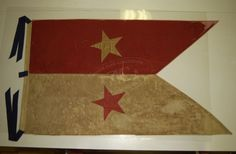 General Philip H. Sheridan,Personal Civil War Battle Flag.  This flag indicated Gen. Sheridan's personal presence on the field. Usually carried by a sergeant, this flag accompanied Sheridan through all phases of the Shenandoah Valley and Appomattox Campaigns in which he led and rallied his troops through some of the thickest fighting of the war. American Civil War, American History, Civil War Flags, Union Flags, Union Army, Civil Wars, Shenandoah Valley, Civil War Photos, Sailors