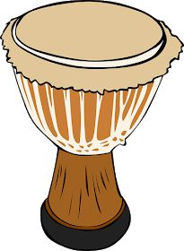"Photo from album ""Music_Lovers"" on Yandex. Drums For Kids, Drum Lessons For Kids, Music Lessons, Child Teaching, Teaching Music, Public Domain Clip Art, African Drum, Music Worksheets, Homemade 3d Printer"