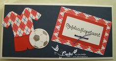 GiBa's Wenskaarten: Geldenvelopje en welkom