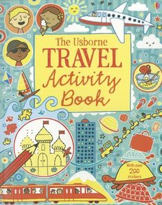 The Usborne Travel Activity Book (Doodling Books) by Rebe... http://www.amazon.com/dp/079453287X/ref=cm_sw_r_pi_dp_ARLrxb0KDH2C9