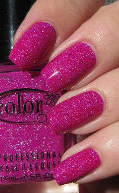 Not a sparkle fan.. But this is too sexy! color club wink wink twinkle