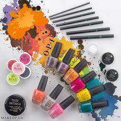 Лаки для ногтей OPI - это невероятная формула, которая содержит натуральный шелк и аминокислоты. Коллекции обновляются несколько раз в год, отражая мировые тенденции моды и последние технологии производства препаратов для маникюра. На данный момент насчитывается более 300 оттенков! Детали: http://goo.gl/t79tDb #opi #bebrandy #betrendy #makeupua