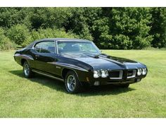 1970 Pontiac GTO Judge (ditch the spoiler and vinyl)