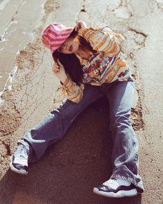 """——— Brini ——— auf Instagram: """"• #STREETsteil • #STEILing #brinifromtheblock #photo: @ivanashoots #love #friday —————————— #OUTFIT Bucket hat: @topshop Vintage Pierre…"""""""