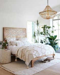 WEBSTA @ anthropologie - We'd say this calls for an afternoon nap, no? #anthrohome (link in profile to shop this room)
