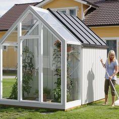 Kekkilä Vihervaja Into, 6 m² - Kasvihuoneet