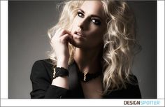 From Dario Scapitta Design (Netherlands): SPARKLING_evo 3d jewelry collection