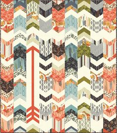 Download Free Pattern Nomad by Moda Fabrics. Free Sewing and quilting patterns, tips and more at the FabShop Hop!