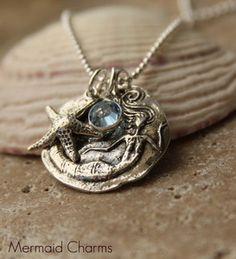 Gorgeous!  http://www.caronsbeachhouse.com/servlet/the-429/coastal-jewelry%2C-mermaid-gift%2C/Detail