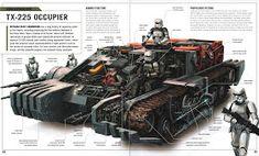 No todo son naves en Star Wars, también hay vehículos. AT-AT, AT-ST, AT-PT son algunos de los más típicos, pero hay muchos más. Si en la... Vehículos Star Wars, Naves De Star Wars, Tropas De Asalto, Tanques De Guerra, Personajes De Juegos, Ideas De Personajes, Helicopteros De Guerra, Cartel De Guerra De Las Galaxias, Imagenes De Star Wars