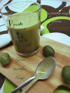 La pentola senza glutine: Green smoothie Nergi