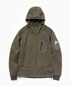 back nap raising hoodie - and wander online shop