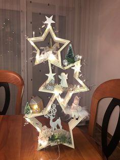 Diy Christmas Lights, Snowman Christmas Decorations, Summer Christmas, Christmas Wood Crafts, Christmas Arrangements, Homemade Christmas, Christmas Projects, Christmas Crafts, Holiday Decor