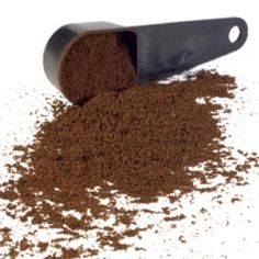 Sprinkle coffee grounds around your garden before you water a slow release nitrogen nutrient!