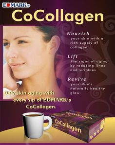 Benefits Plumps up the skin and lips. depth of fine lines and wrinkles. Reduces dark circles around eyes. and tightens sagging skin (MAKES THE VIRGINA TIGHT) and moisturizes the skin. Buy Edmark Cocollagen CALL US NOW: Dark Circles Around Eyes, Reduce Dark Circles, Cocoa Drink, Beverage Drink, Dark Green Vegetables, Soy Products, Wellness Products, Body Organs, Sagging Skin