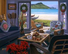 Aloha Spirit by Juno Galang