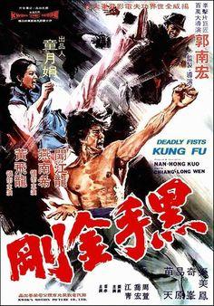 Kung fu poster