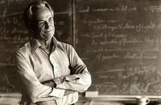 A life fully lived, Richard Feynman never stopped asking questions.