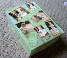 An easy craft for kids to make as a Fathers Day present.