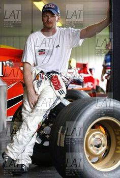 My favorite picture of Dale Earnhardt Jr ever