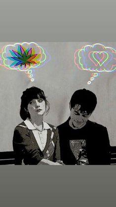 New trippy art drugs ideas Dope Kunst, Drugs Art, Arte Alien, Marijuana Art, Medical Marijuana, Cannabis Oil, Stoner Art, Weed Art, Tumblr Wallpaper