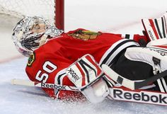 Hey, it's the lie-down-and-hope-the-puck-is-somewhere-under-you save. lol crawford