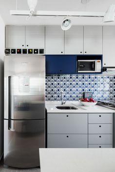 toque colorido na cozinha