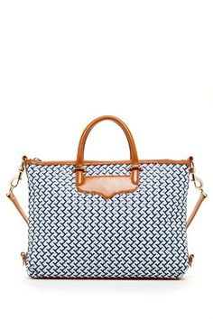 Rebecca Minkoff Bonnie Satchel by Non Specific on @HauteLook