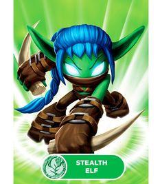 Ninja Stealth Elf