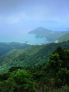 Angra dos Reis, Ilha Grande, Brazil
