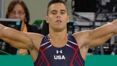 Podium training: Jake Dalton on floor Jake Dalton competed in NCAA gymnastics from 2010 to 2012 and was the first University of Oklahoma gymnast to earn All-America honors on all six events.