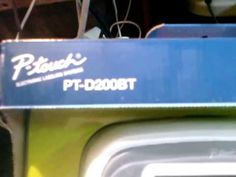 Pt touch electronic labeling brothers calltxt4073416880