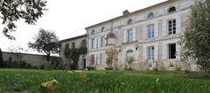 Photo Tour Of Grey Goose's Le Logis In Cognac France ...