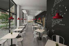 Memo from Warsaw: What's Trending | Projects | Interior Design. Bar Prasowy by Sojka & Wojciechowski.