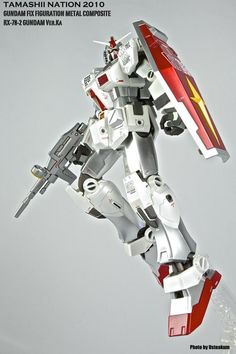 Gundam Fix Figuration Metal Composite RX-78-2 Gundam Version Ka