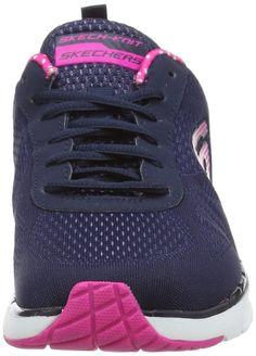 Skech-Air Infinity, Womens Low-Top Sneakers Skechers