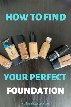 Foundation matching tips. Find my foundation match. Foundation makeup tips. How to find foundation shade match. Flawless Foundation Application, Makeup Tutorial Foundation, Foundation Tips, Too Faced Foundation, No Foundation Makeup, Foundation Routine, Applying Foundation, Natural Foundation, Drugstore Foundation