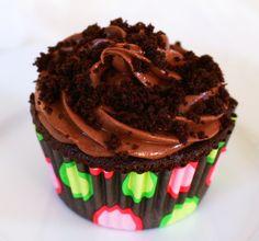 Brooklyn Blackout Cupcakes  __________________________  Tish Boyle Sweet Dreams