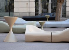 Austrian Designer Rainer Mutsch Has Recently Completed A Range Of Outdoor  Furniture Called Dune. The Entire Design And Conception Behind Dune Is Bou2026