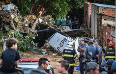 Taís Paranhos: Polícia vai apurar saque em avião que caiu e matou...