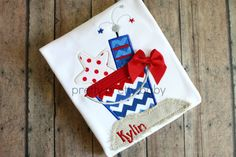 pretty fun for summer 4th of July fireworks by prettyprettybaby, $25.00