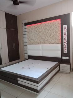 17 Splendid Bedroom Bed Furniture To Create Unique Home Bedroom Bed Furniture Find the perfect upholstered headboard or bed designed to fit with your bedroom furniture collection Our furniture comes i Bedroom Set Designs, Bedroom False Ceiling Design, Bedroom Cupboard Designs, Room Door Design, Wardrobe Design Bedroom, Bedroom Closet Design, Modern Bedroom Design, Bedroom Bed, Kids Bedroom