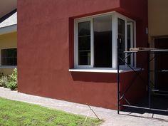 ventanas esquineras - Buscar con Google Garage Doors, Windows, Patio, Google, Outdoor Decor, Dreams, Home Decor, New Houses, Ceilings