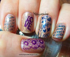 384 Best Nail Swatchesnail Art Images On Pinterest Swatch Art