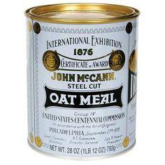irish oatmeal.