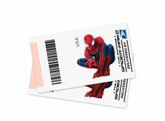 Spider-Man Forever stamps #USPS