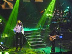 Nad & Steve - Steve Hackett - Genesis Revisited 2 Tour - Cardiff St David's Hall
