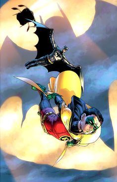 Batman and Robin by Frank Quitely