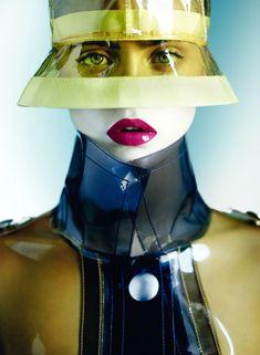 Cara Delevingne by Mario Testino for Allure Magazine October 2014